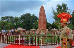 'Looked very nice', says Amarinder on revamp of Jallianwala Bagh memorial