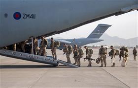 Last UK troops leave Kabul, ending 20-year military involvement in Afghanistan