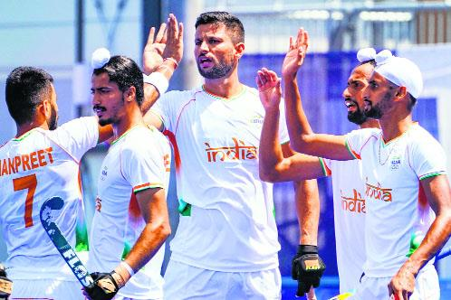 Punjabi tadka in strong Indian team