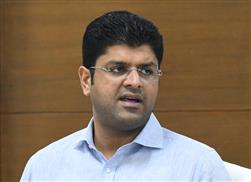 Haryana Deputy CM Chautala promises action against officer for telling cops to 'break' farmers' heads