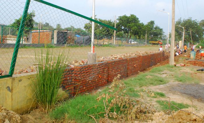 Dairy project wall gives way in Patiala, raises many an eyebrow