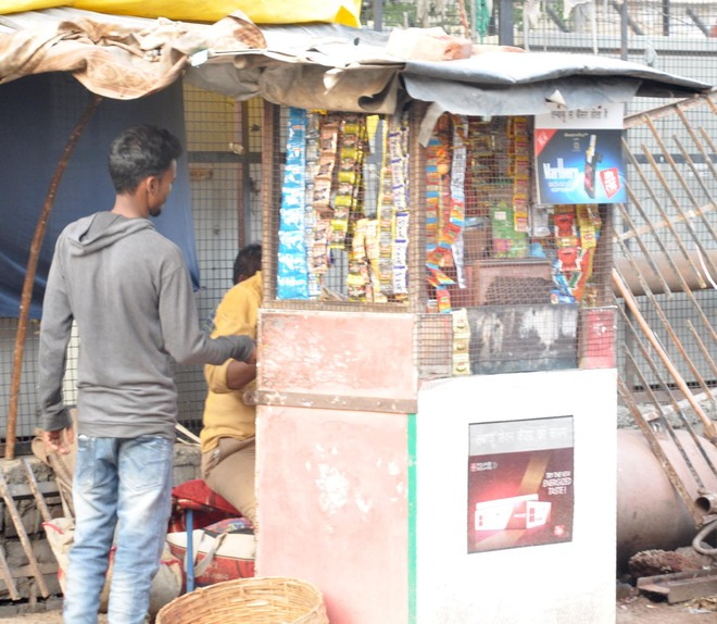Sale of tobacco goes on unabated in Amritsar