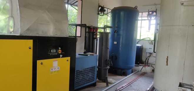 10 PSA oxygen plants set up in Ludhiana district