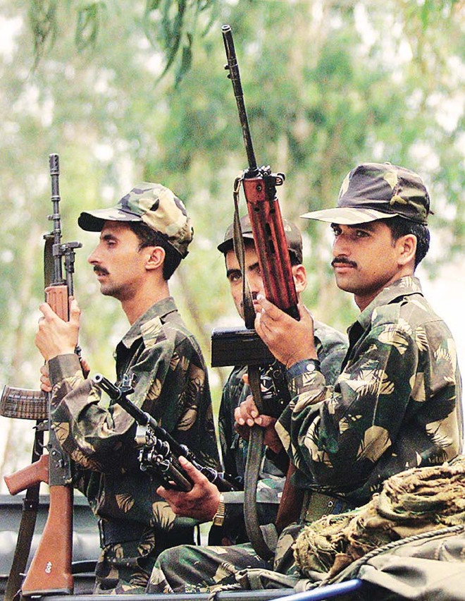 Fewer from region opting for armed forces