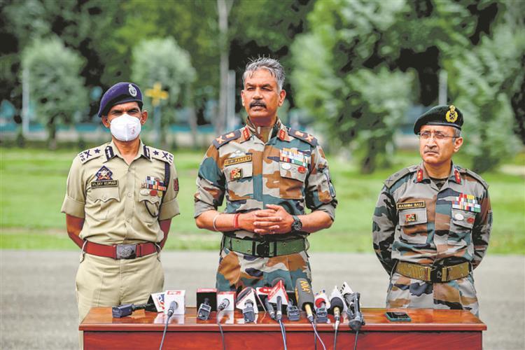 JeM's Pulwama plotter among 2 ultras killed