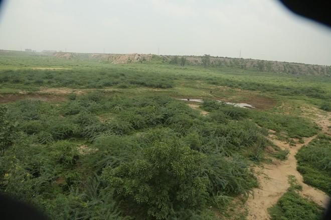 Faridabad: Badkhal Lake revival  sees poor progress