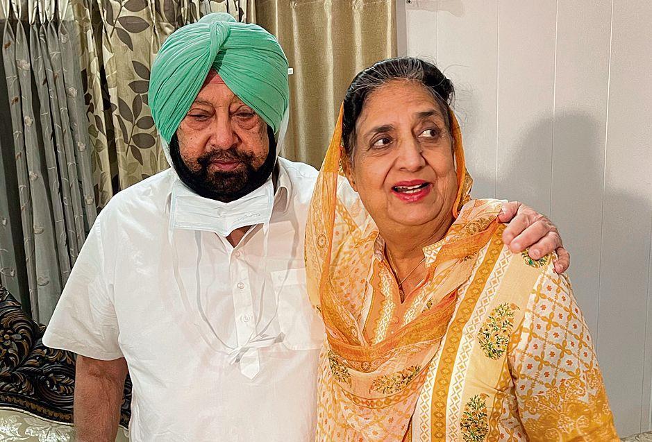 Punjab Congress crisis: Capt Amarinder camp ups ante against Navjot Singh Sidhu