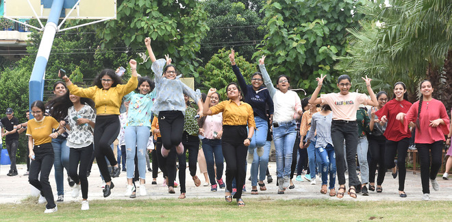 Class X results: Students pass with flying colours
