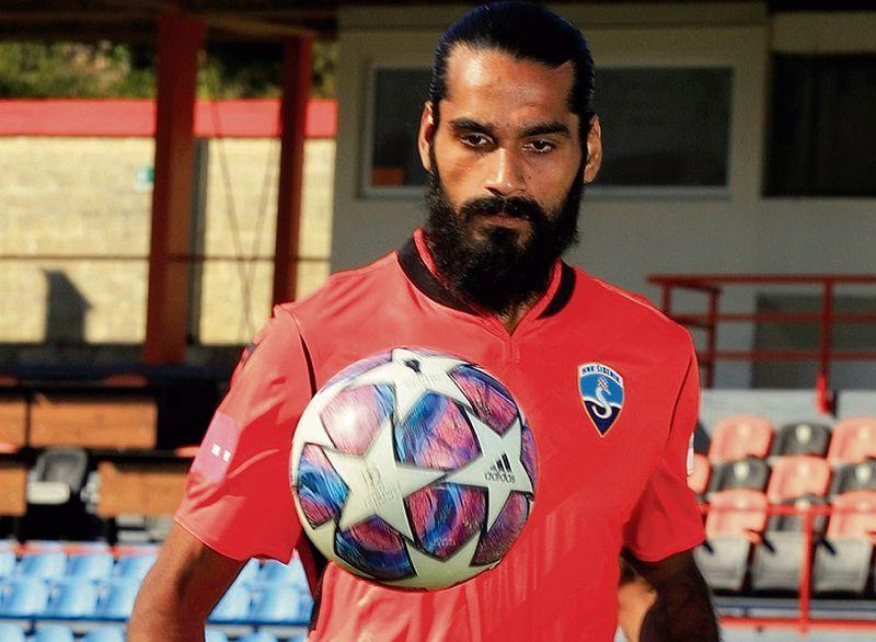 Chandigarh footballer Sandesh Jhingan to play in top Croatian football league
