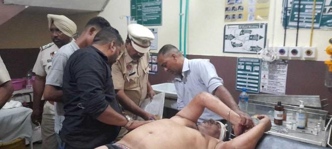 Parking row: 2 injured in firing during marriage function, 3 held in Phagwara