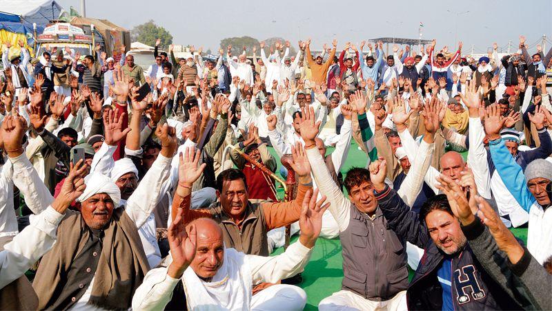 To up ante, Samyukt Kisan Morcha calls for 'Bharat Bandh' on September 25