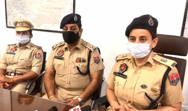 Seven of gang held by Khanna police in theft cases