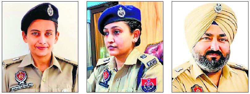 3 Ludhiana ADCPs to get police medals