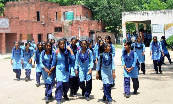 Govt schools in Chandigarh 19.4% jump in pass %age