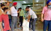 1,100-kg plastic bags seized by Ludhiana MC staff