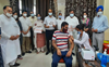 5L doses administered in 43 days in Ludhiana