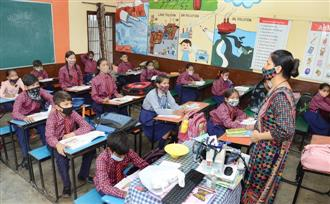 Primary classes witness 15% to 20% turnout on Day 1 in Jalandhar