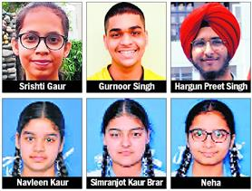 CBSE Class X Results: 6 students top Punjab with 99.80%