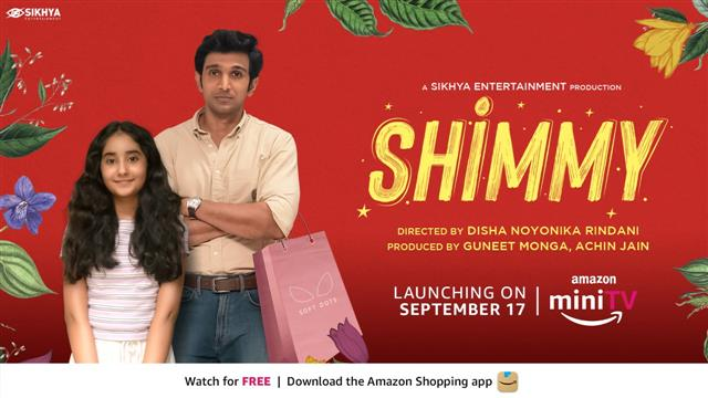 Pratik Gandhi-starrer 'Shimmy', the first Amazon Mini TV film, to release on September 17
