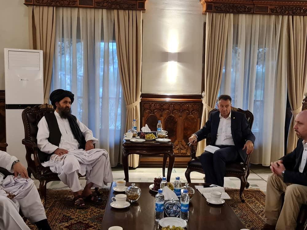 Afghan Deputy PM Mullah Baradar releases video after death rumours