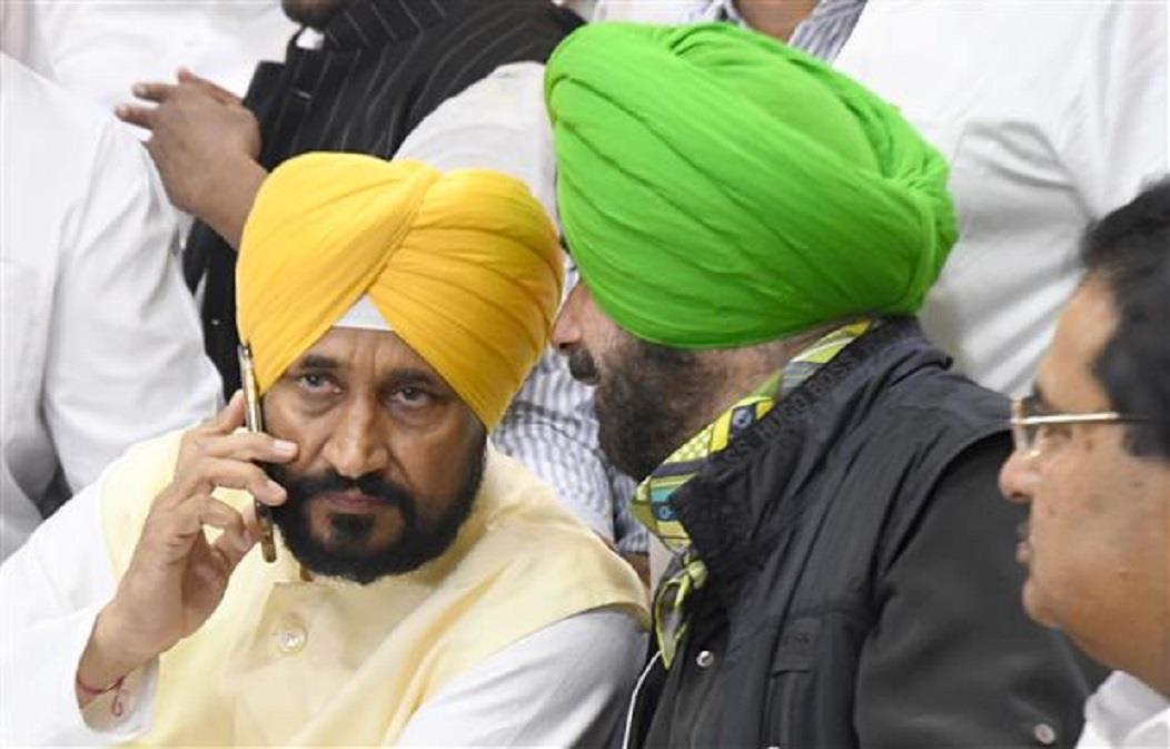 Channi, Sidhu both will be faces of Congress in Punjab polls, says party