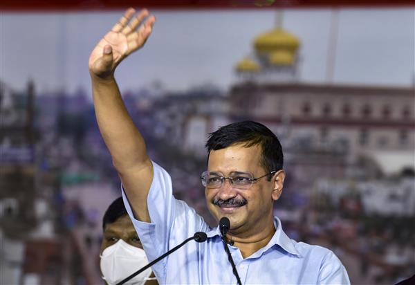 BJP, Cong replaced their CMs out of fear of Kejriwal model: AAP