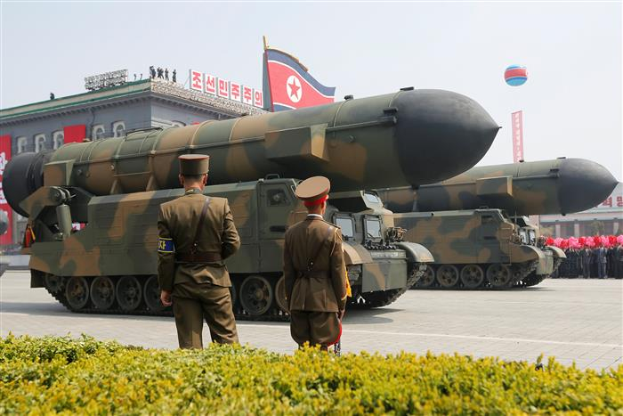 North Korea tests ballistic missiles amid deadlocked nuclear talks; Japan PM Suga calls launch 'outrageous'