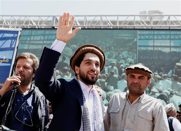 It's a lie', claims resistance force commander Ahmad Massoud on Panjshir  takeover by Taliban