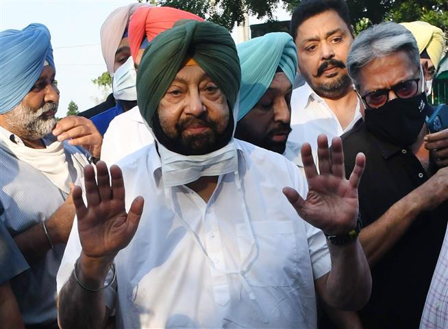 Ready to make any sacrifice to stop Navjot Sidhu becoming CM: Capt Amarinder