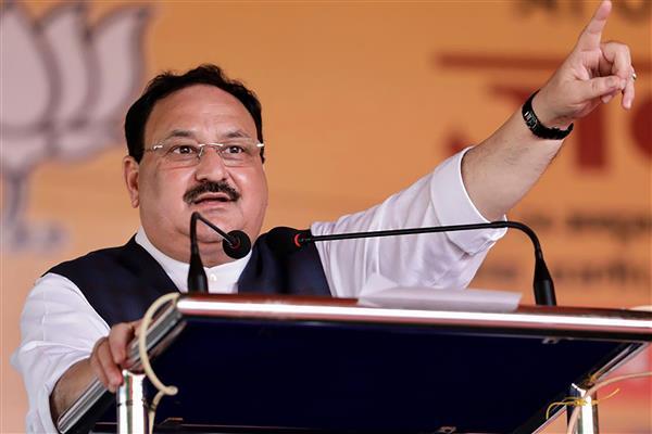 Case filed against BJP president JP Nadda for insulting National Flag