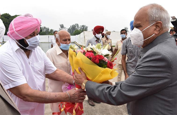Banwarilal Purohit appointed regular Governor of Punjab
