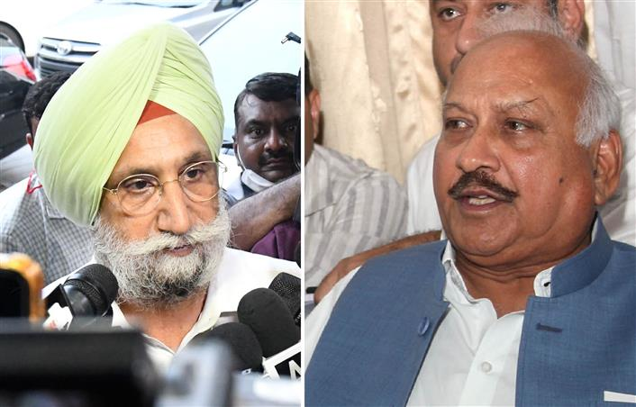 Brahm Mohindra, Sukhjinder Randhawa appointed Punjab Deputy CMs