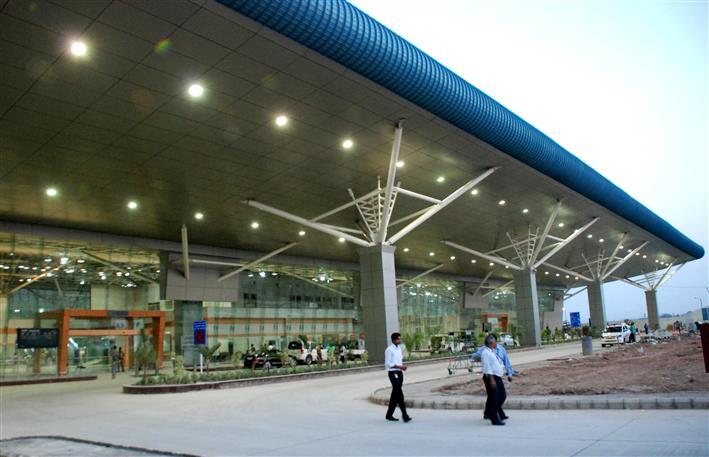 Ruckus at Chandigarh airport as 30 passengers not allowed to board Sharjah flight