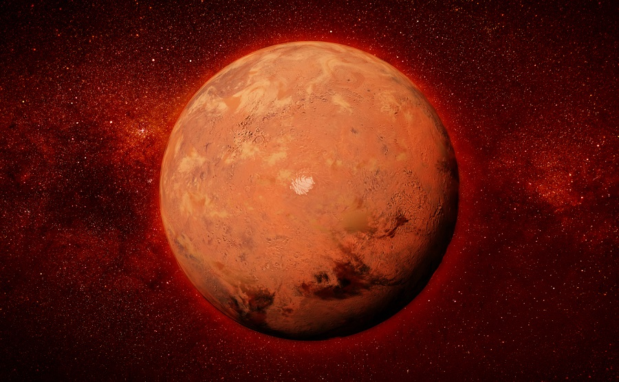 Scientists develop new cosmic concrete to help build house on Mars