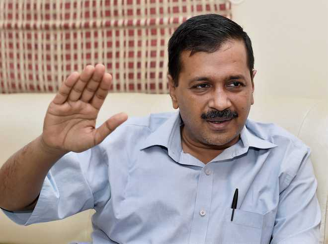 Urge Centre to direct states to mandatorily use Pusa bio-decomposer for stubble management: Kejriwal