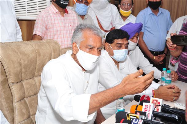 This is not cricket, says ex-Punjab Congress chief Sunil Jakhar on Navjot Sidhu