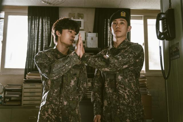 Popular Netflix series sparks new debate over South Korea's military conscription