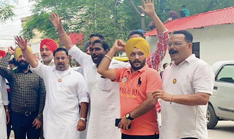 Row over allocation of land for Verka booth in Patiala