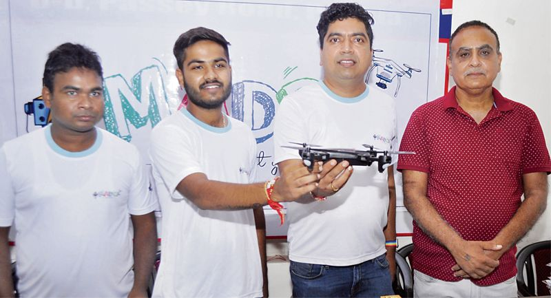 Robotics consultant launches lab for youngsters in Patiala