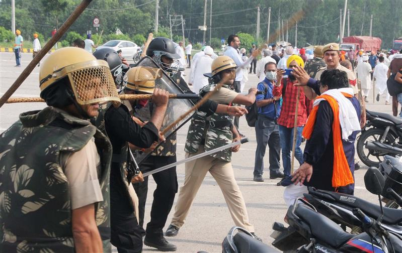 Haryana sets up Commission of Inquiry to probe Karnal lathicharge