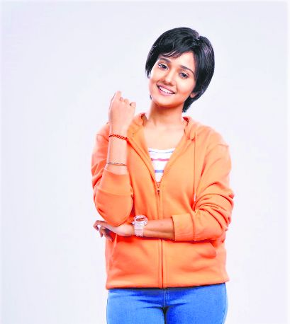 Ashi Singh disguises as a Sardar for the show