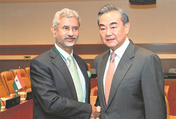 Jaishankar asks China to deal with India on merit, not from perspective of ties with other nations