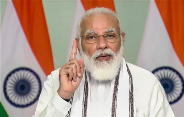 India's economy recovered more strongly than it got impacted during pandemic: Modi