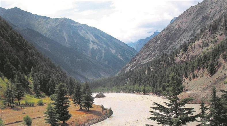Himalayan crisis looms large in Lahaul valley