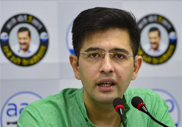 AAP's CM candidate for Punjab will be pride of state, says Raghav Chadha