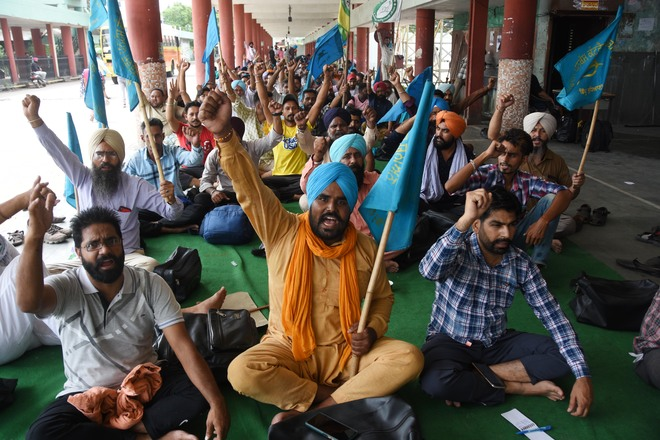PRTC employees end indefinite strike; huge relief to passengers