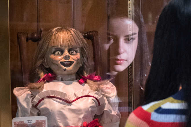 Watch 13 horror movies in October and earn $1300