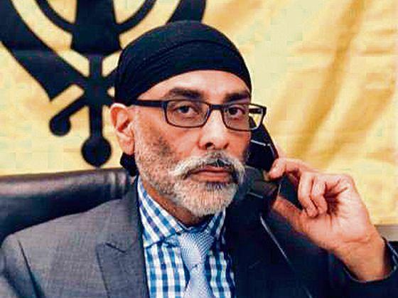FIR against Gurpatwant Singh Pannu for threatening Punjab CM