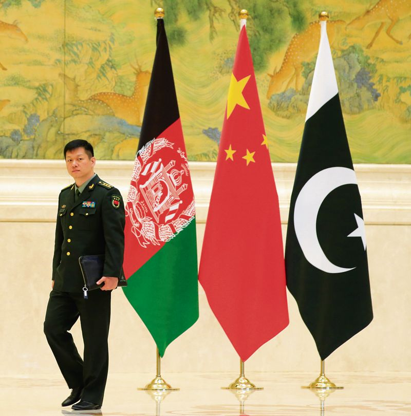 China wary of intervention in Afghanistan