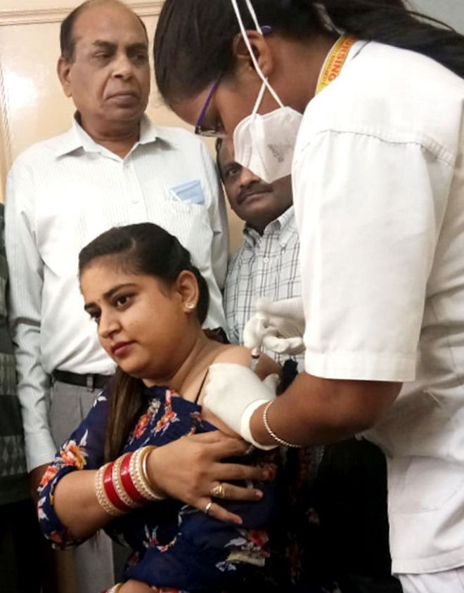 Vax boost: Nearly one lakh inoculated in Patiala district in a week